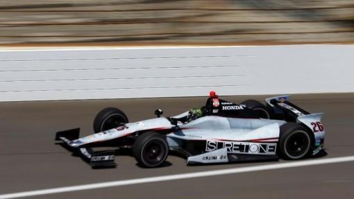 Kurt Busch 26 Indycar