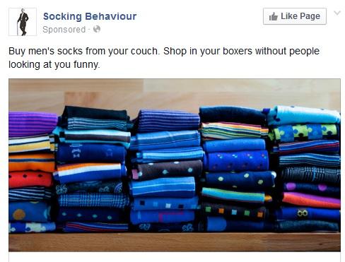 Men's Socks Apparently