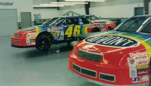 Jeff Gordon 46