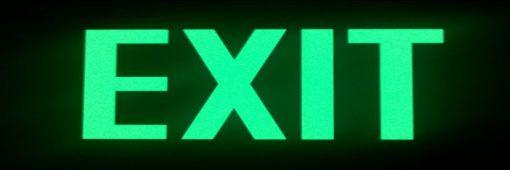 Exit Slider